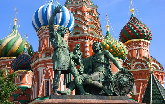 Spre Moscova